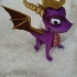Spyro The Dragon - Retro Game Character image