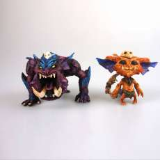 Gnar and Mega Gnar - The Missing Link - League Of Legends