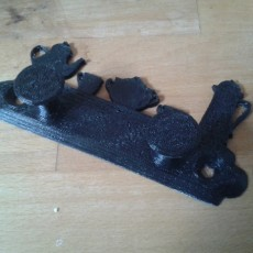 Picture of print of Kitchen hooks M6