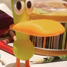 Picture of print of Pato - Pocoyo