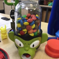Picture of print of MOJO M&M`s dispenser!!!