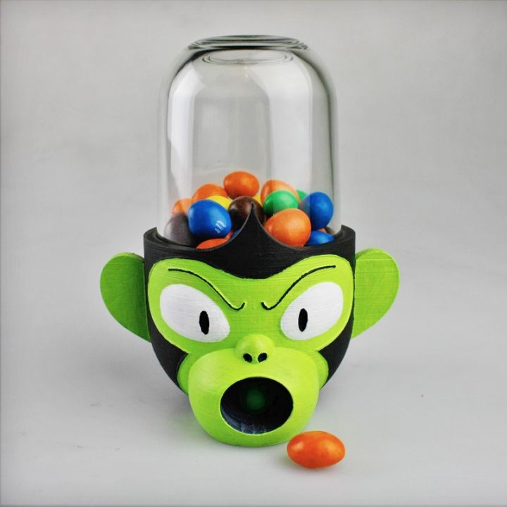 MOJO M&M`s dispenser!!!