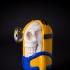 Anatomical Minion print image