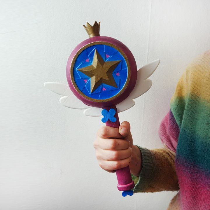 Star's Wand: Star Vs The Forces of Evil