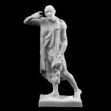 Jacques de Wissant at The Musee Rodin, Paris