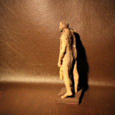 Picture of print of Jacques de Wissant at The Musée Rodin, Paris