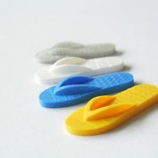 Flip-flop magnets