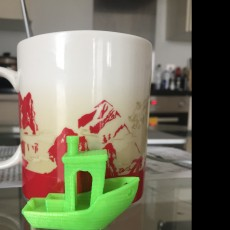 Picture of print of #3DBenchy - The jolly 3D printing torture-test This print has been uploaded by tigger1984