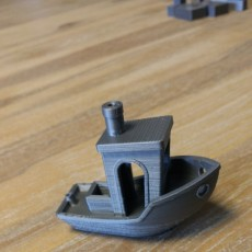 Picture of print of #3DBenchy - The jolly 3D printing torture-test Questa stampa è stata caricata da Glen Waelbers