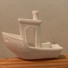 Picture of print of #3DBenchy - The jolly 3D printing torture-test Questa stampa è stata caricata da Gitarrenmomo