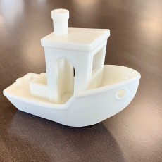 Picture of print of #3DBenchy - The jolly 3D printing torture-test Questa stampa è stata caricata da Philippe Barreaud