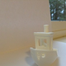 Picture of print of #3DBenchy - The jolly 3D printing torture-test Questa stampa è stata caricata da Matt