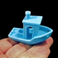Picture of print of #3DBenchy - The jolly 3D printing torture-test Questa stampa è stata caricata da edditive