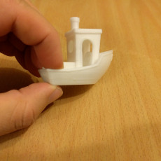 Picture of print of #3DBenchy - The jolly 3D printing torture-test Questa stampa è stata caricata da zero