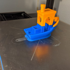Picture of print of #3DBenchy - The jolly 3D printing torture-test Questa stampa è stata caricata da Simon