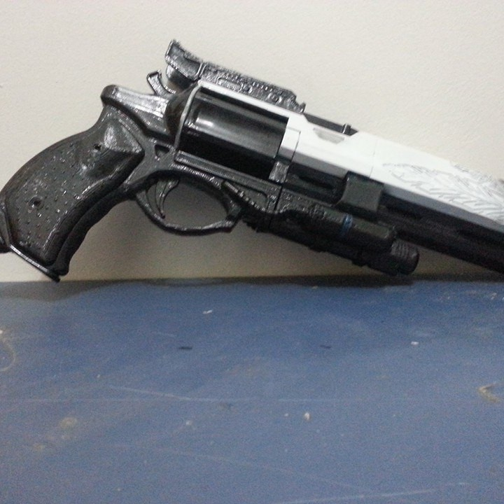 Picture of print of Destiny Hawkmoon Exotic Hand Cannon This print has been uploaded by Eduardo Pereira Martiniano Pimentel