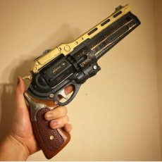 Picture of print of Destiny Last Word Exotic Hand Cannon