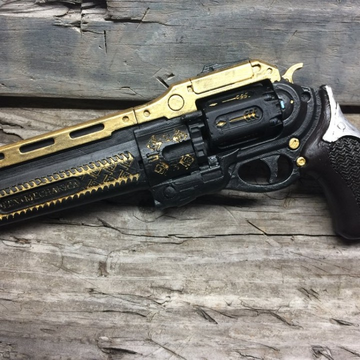 Picture of print of Destiny Last Word Exotic Hand Cannon This print has been uploaded by Lasrig Productions