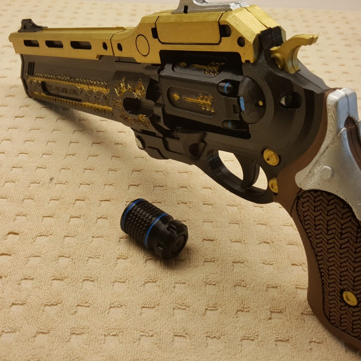 Picture of print of Destiny Last Word Exotic Hand Cannon This print has been uploaded by Spectra3D Technologies