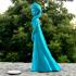 Elsa from Disney's Frozen print image