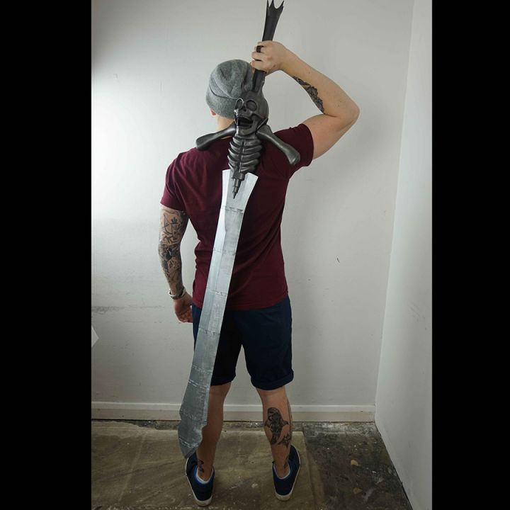 Devil May Cry Rebellion Sword
