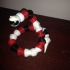 Articulated Snake Toy print image