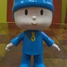 Picture of print of Pocoyo