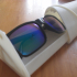 Glasses case print image