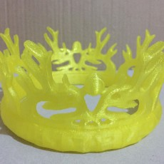 Picture of print of Joffrey's Crown - Game Of Thrones Cet objet imprimé a été téléchargé par Angel Spy