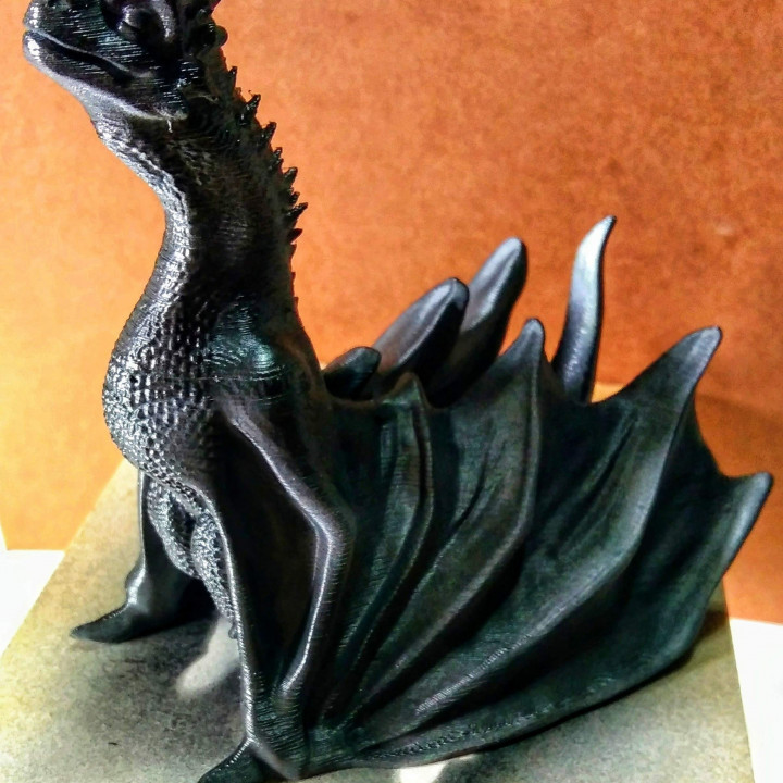"""Drogon From """"Game of Thrones"""""""