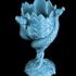 Dragon Wine Glass - House of Targaryen print image