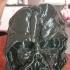 Melted Darth Vader mask from Star Wars Episode 7 print image