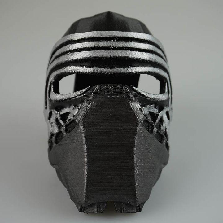 Kylo Ren Mask from Star Wars Episode 7