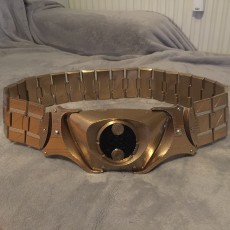 Picture of print of Batman Begins Utility Belt