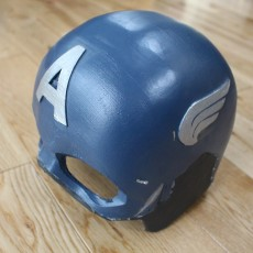 Picture of print of Captain America - Wearable Helmet
