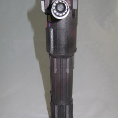 Picture of print of KYLO REN'S LIGHTSABER - STAR WARS