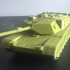 M1 Abrams - Mechanical Model Kit print image