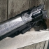 Hawkmoon from Destiny - Full scale and moving! print image
