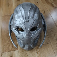 Picture of print of Ultron Fully Wearable Mask