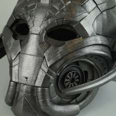 Ultron Fully Wearable Mask
