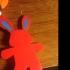 Bunny keychain print image
