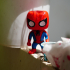 Spider-Man (Marvel Bobble Head Heroes) print image