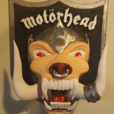 Picture of print of Motorhead Crest!!!