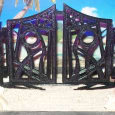 Personal art portal