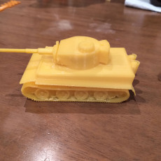 Picture of print of Tank