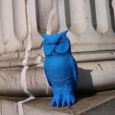 pigeon scarers - owl