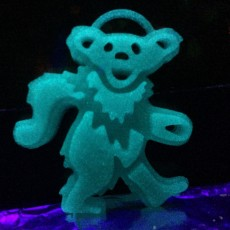 Picture of print of Dead Dancing Bear Ornament