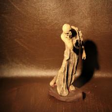 Picture of print of Pierre de Wissant at The Musée Rodin, Paris