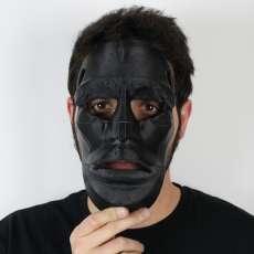 Mamuthones sardinian carnival mask