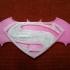Batman vs Superman Logo print image